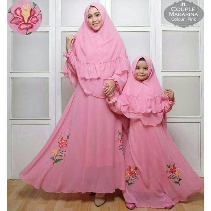 baju-Gamis-terbaru-ibu-dan-anak-Makarina-Pink-sy.jpg