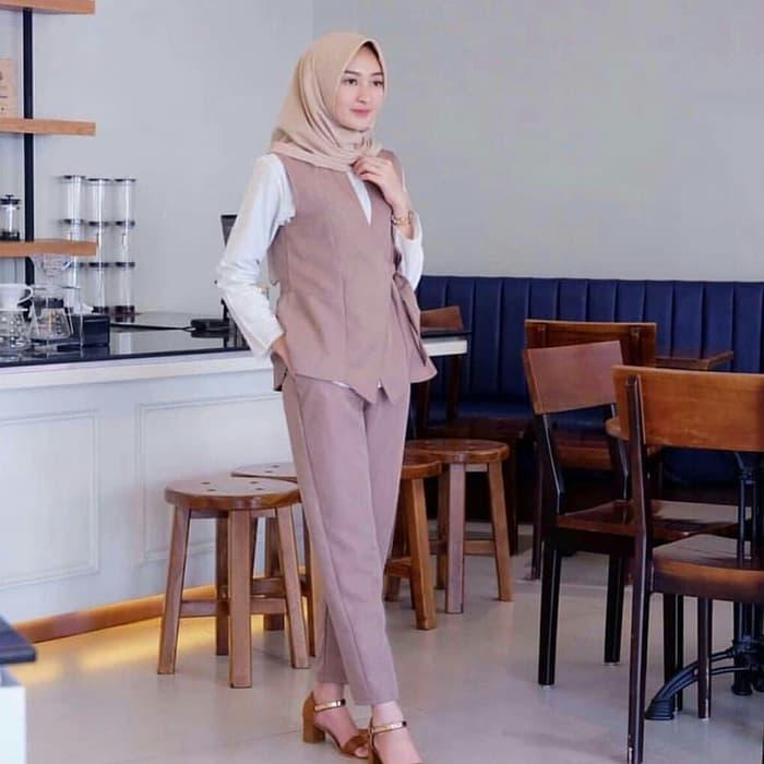 Setelan-Baju-Muslim-dan-Celana-Panjang-Rompi-Modern-Warna-Millo.jpg