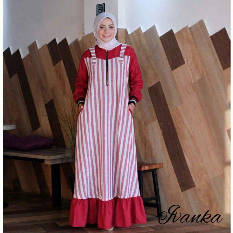 baju-gamis-lebaran-terbaru-katun-ivanka-merah-r2.jpg