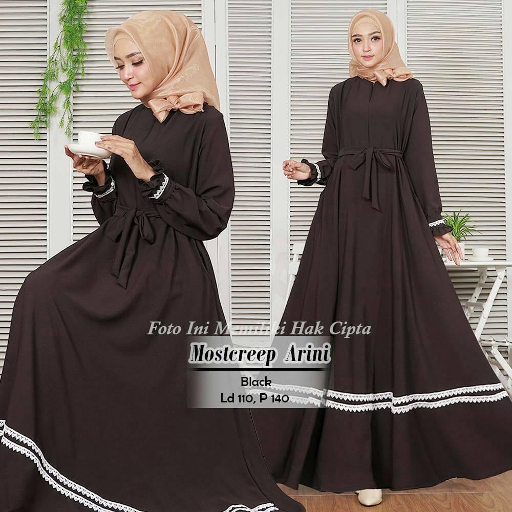 Baju-muslim-model-payung-hitam-gamis-wanita-modern-ibu-menyusui-arini.jpg