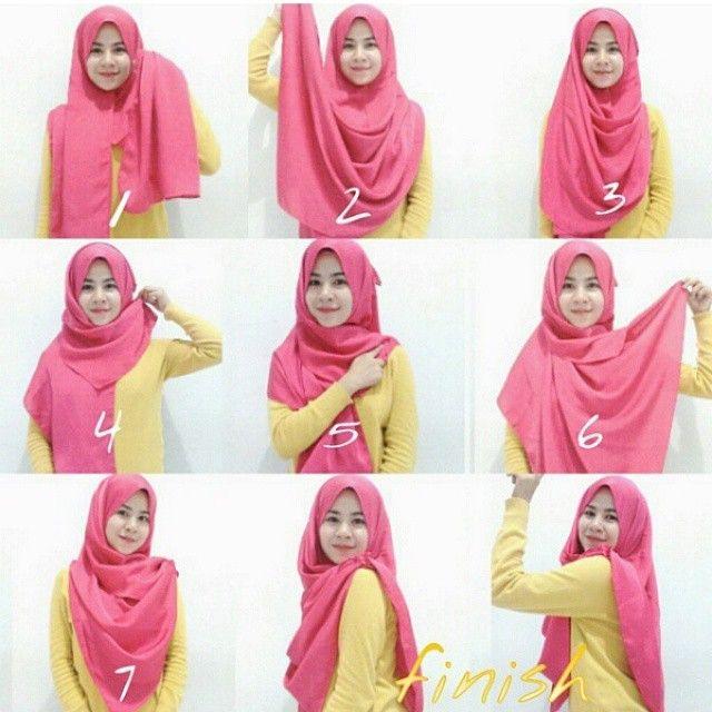Cara-Cepat-Dan-Mudah-Memakai-Hijab-Segi-Empat-Pink.jpg