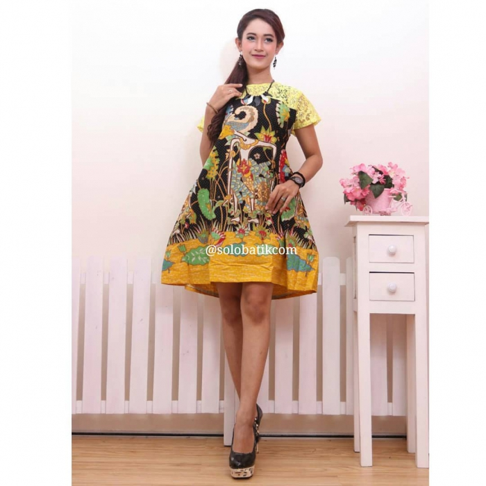 model-baju-batik-modern-dress-contoh-baju-batik-wanita-modern-model-dress-batik-terbaru-2018.jpg