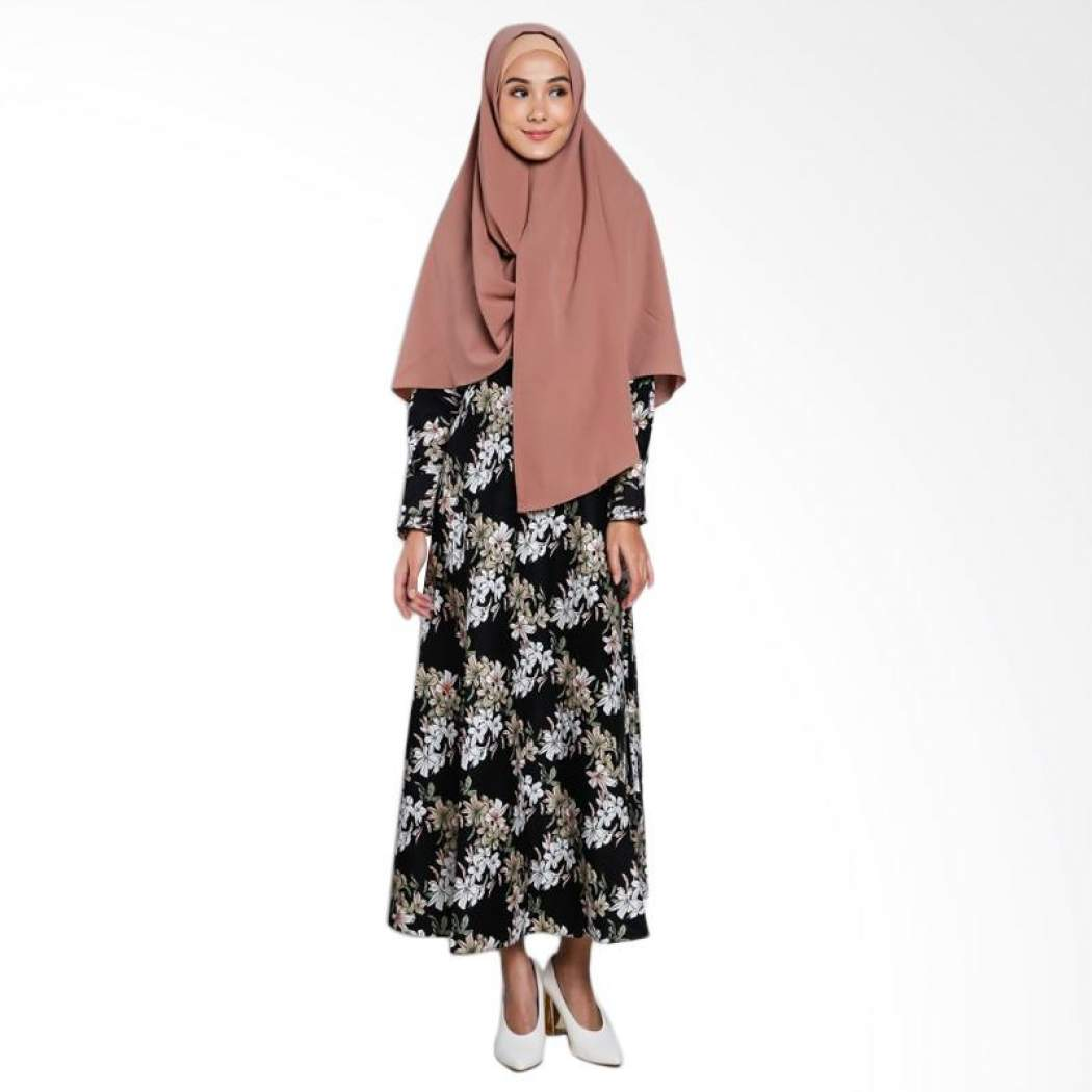 erin-collection_erin-collection-baju-muslim-gamis-wanita-lengan-panjang-hitam-motif-bunga-kerudung-panjang_full06.jpg