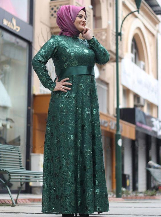 Model-Baju-Muslim-untuk-Orang-Gemuk-2019.jpg
