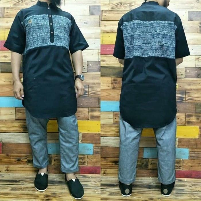 Bentuk Baju Pengantin Pria Muslim Modern 9fdy Jual Baju Gamis Pria Muslim Modern Al Amwa Gamis Kurta Pakistan Dki Jakarta tokomuslim