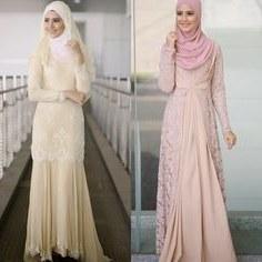 Bentuk Busana Pengantin Muslim, Busana Pengantin Muslimah D0dg 48 Best Baju Nikah Images