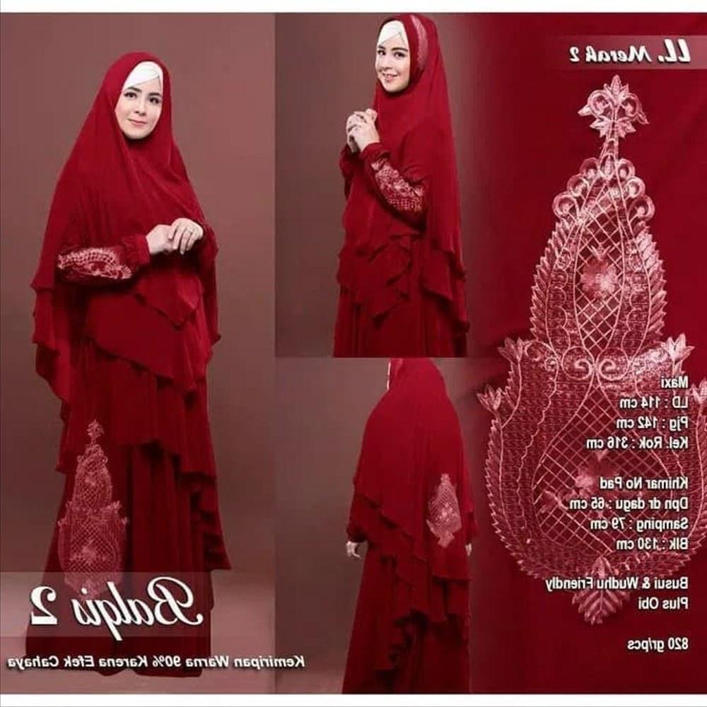 Bentuk Busana Pengantin Muslim, Busana Pengantin Muslimah Irdz Wanita Tas Wanita Hand