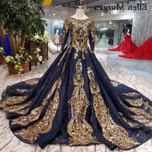 Bentuk Gaun Pengantin Muslim Gold 9ddf Popular Elegant Muslim Wedding Dress Buy Cheap Elegant