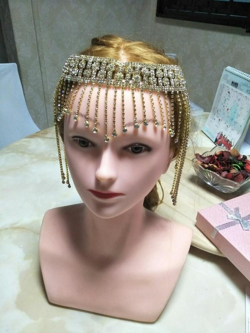Bentuk Gaun Pengantin Muslim Gold Gdd0 Arab Face Cover Bridal Niqap Women S Fashion Muslimah