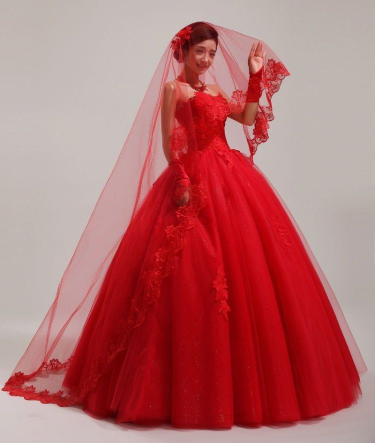 Bentuk Gaun Pengantin Muslimah Warna Merah Marun D0dg 20 Inspirasi Gaun Pernikahan Yang Gak Berwarna Putih Agar