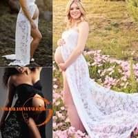 Bentuk Gaun Pengantin Wanita Muslimah Zwd9 Jual Maternity Gown Murah Harga Terbaru 2019