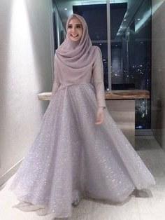 Bentuk Gaun Pesta Pengantin Muslim O2d5 28 Best Wedding islamic Images In 2019
