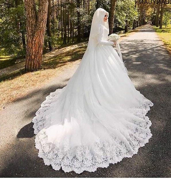 Bentuk Gaun Pesta Pengantin Muslim Wddj top 8 Most Popular Wedding Muslim Arabic Ideas and Free