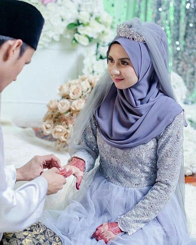 Bentuk Harga Gaun Pengantin Muslimah Syar'i Bqdd 25 Inspirasi Model Baju Pengantin Sederhana Muslimah