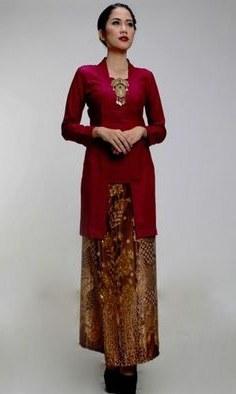 Bentuk Model Baju Kebaya Pengantin Muslimah 3id6 10 Best Kebaya Images