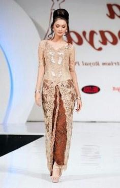 Bentuk Model Baju Kebaya Pengantin Muslimah Qwdq 312 Best for Kebaya Images