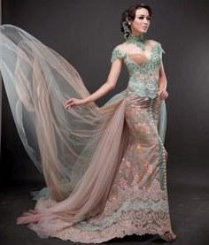 Bentuk Model Baju Kebaya Pengantin Muslimah Rldj 10 Best Kebaya Images