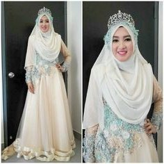 Bentuk Sewa Baju Pengantin Muslimah D0dg 30 Best Baju Pengantin Images