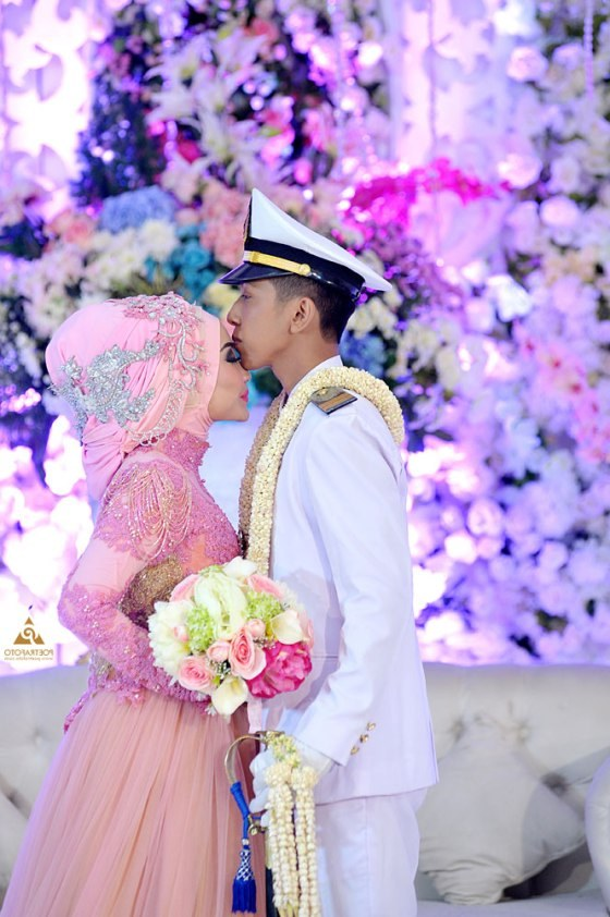Bentuk Sewa Gaun Pengantin Muslimah Jogja Kvdd 27 Foto Pernikahan Pedang Pora Dg Baju Kebaya Pengantin