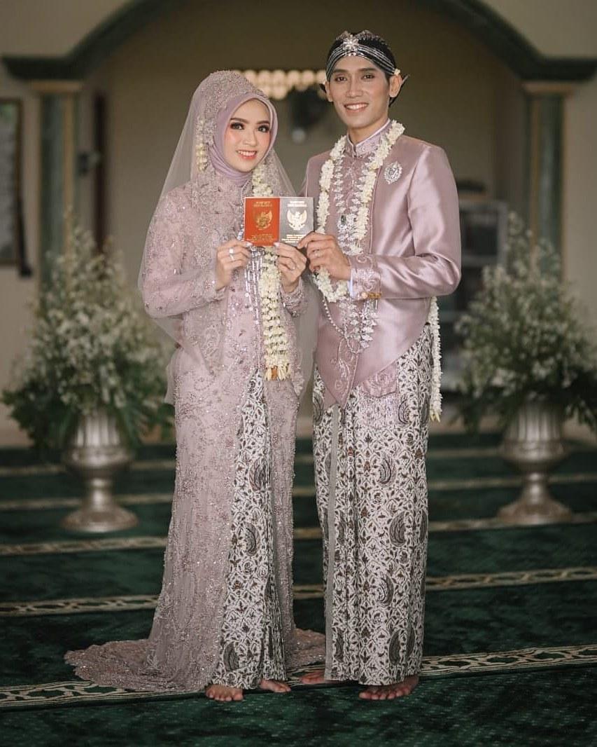 Bentuk Sewa Gaun Pengantin Muslimah Murah Dddy 50 Model Kebaya Pengantin Modern Muslim Akad 2020