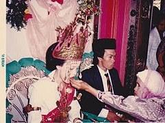 Design Baju Muslim Pengantin Ffdn National Costume Of Indonesia