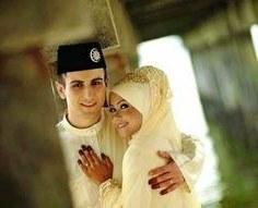 Design Baju Pengantin Muslim Couple 3ldq 30 Best Foto Foto Pengantin Muslim Romantis Images