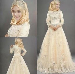 Design Baju Pengantin Muslim Sederhana 4pde Jilbab Ceruti Search Results for Model Baju Pengantin