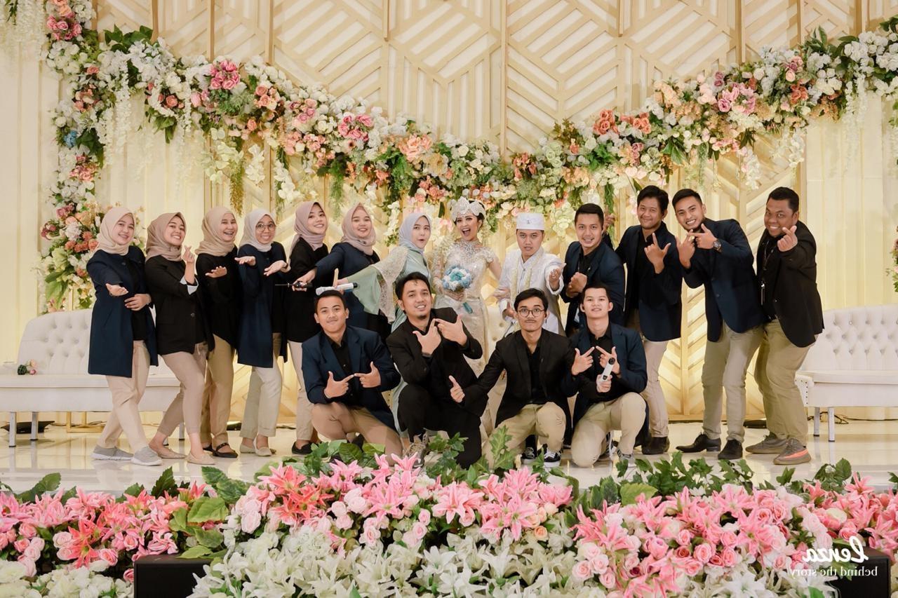 Design Baju Pengantin Muslim Sederhana Etdg Paket Pernikahan Palembang