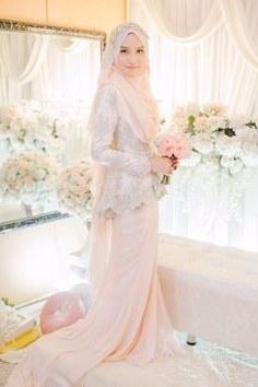 Design Baju Pengantin Muslimah Simple 8ydm 109 Best Akad Nikah Images In 2019