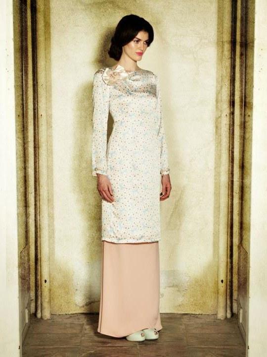 Design Baju Pengantin Muslimah Simple Drdp orked Dan Violet Inspiration Design Baju Nikah Simple