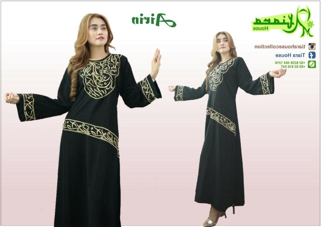 Design Desain Baju Pengantin Muslimah Budm Abaya