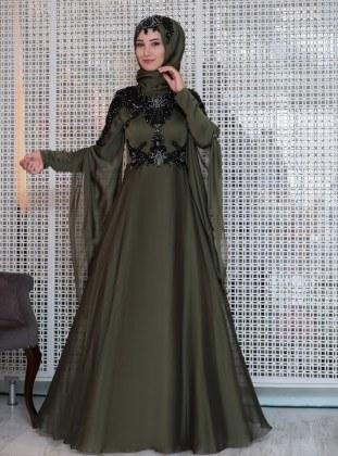 Design Gaun Pengantin Brokat Muslim X8d1 √ 18 Model Baju Pesta Muslim 2020 Edisi Gaun Pesta