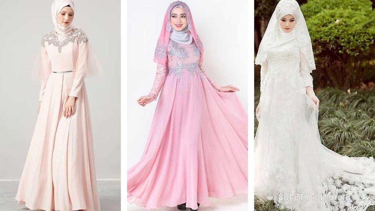 Design Gaun Pengantin Muslimah 2018 4pde Inspirasi Baju Pengantin Muslimah Yang Bisa Kamu Tiru Untuk