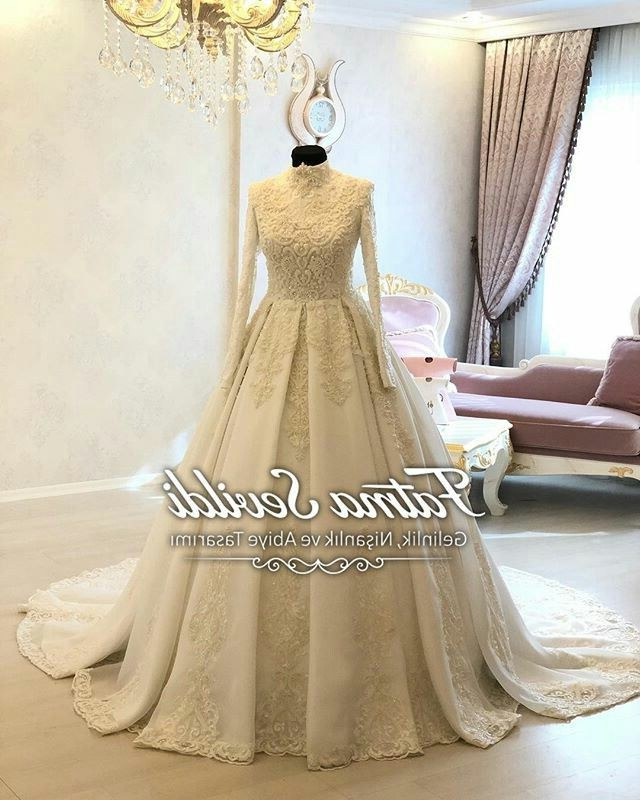 Design Gaun Pengantin Muslimah 2018 E6d5 Pin by Masfufa Rangkuti On Model Gaun Pengantin