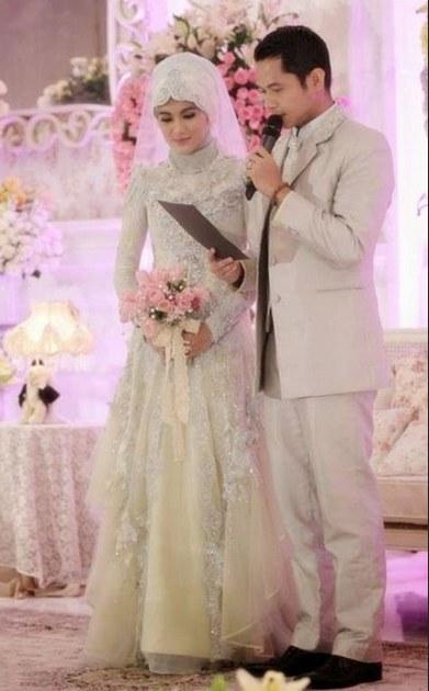 Design Gaun Pengantin Muslimah 2018 Tldn 20 Model Gaun Pengantin Terpopuler 2018 Hingga 2018 Info