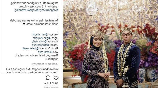 Design Gaun Pengantin Muslimah Adat Jawa 8ydm Inspirasi Busana Pengantin Sunda Dengan Siger Untuk Hijabers
