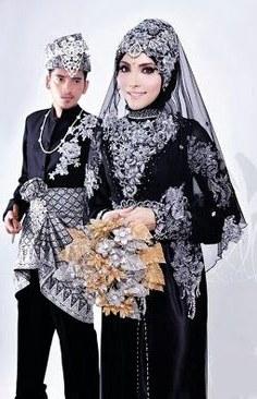 Design Gaun Pengantin Muslimah Warna Hijau 9fdy 15 Best New Weddings Images