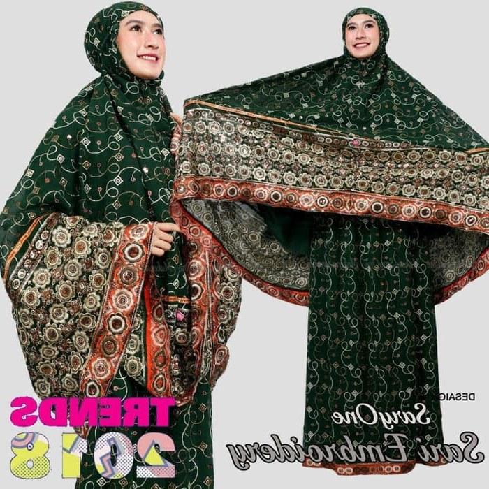 Design Gaun Pengantin Muslimah Warna Hijau Mndw Jual Mukena Muslim Sari India Embrodery original Saryone Warna Hijau Botol Dki Jakarta Boy Trend