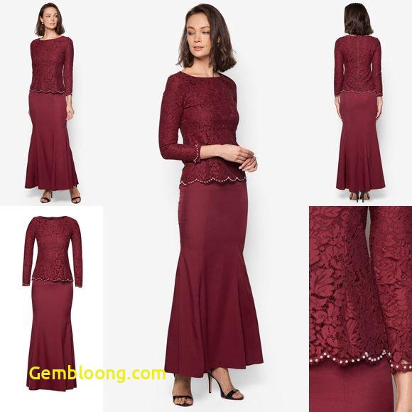 Gaun Pengantin Hijab Minimalis Beautiful Baju Kurung Moden Lace Minimalis Baju Raya 2016 Fesyen Trend