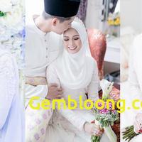 Gaun Pengantin Hijab Minimalis Elegant Gaun Pengantin Terbaru Berita Foto Video