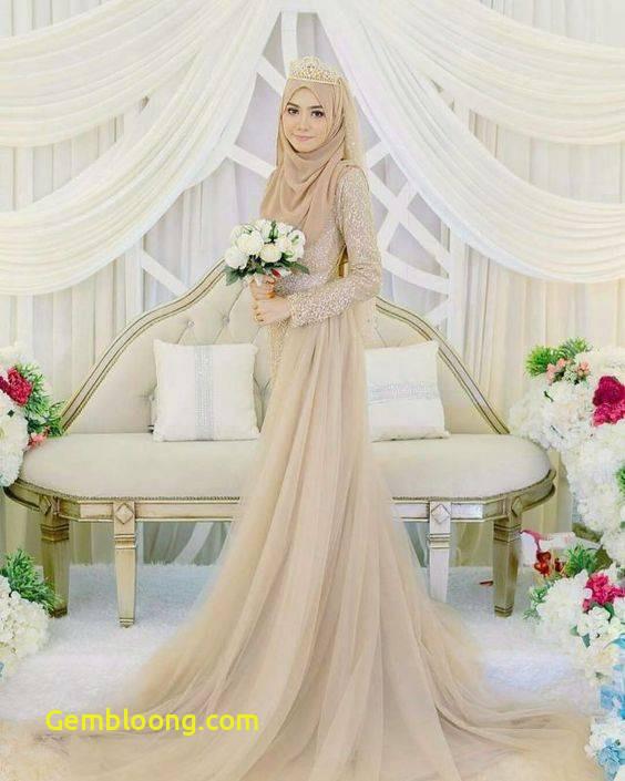 Gaun Pengantin Hijab Minimalis Luxury Jadilah Satu Satunya Bidadari Di Hari Pernikahanmu Dengan