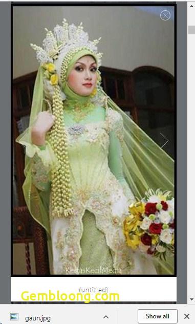 Gaun Pengantin Hijab Minimalis Unique Gaun Pengantin Hijab for android Apk Download