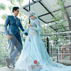 Gaun Pengantin Muslimah Modern Warna Gold Beautiful 15 Best Gaun & Busana Pernikahan Di Surabaya Images