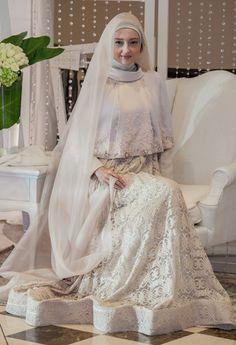 Gaun Pengantin Muslimah Sederhana Tapi Elegan Elegant 80 Best Gaun Pengantin Images In 2019