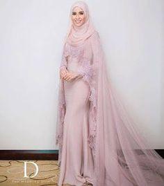 Gaun Pengantin Muslimah Sederhana Tapi Elegan Unique 162 Best Baju Nikah Images In 2019