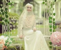 Gaun Pengantin Muslimah Simple Awesome 46 Best Gambar Foto Gaun Pengantin Wanita Negara Muslim