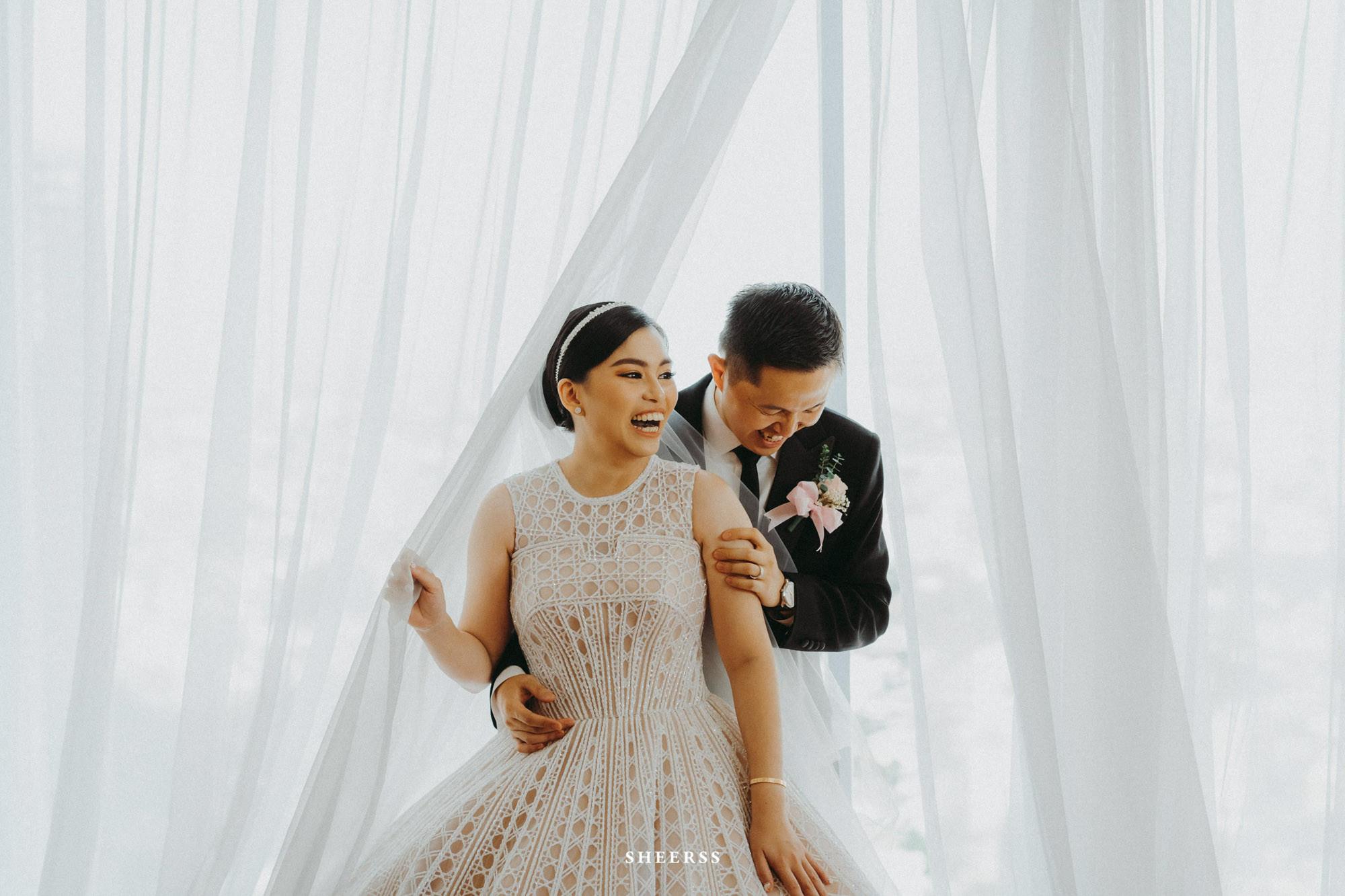 Gaun Pengantin Muslimah Terindah Di Dunia Elegant the Prime Wedding and event organizer Medan and Indonesia