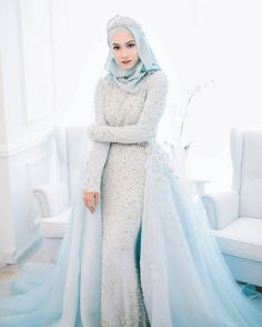 Gaun Pengantin Muslimah Terindah Di Dunia Luxury 108 Best Malay Wedding Images