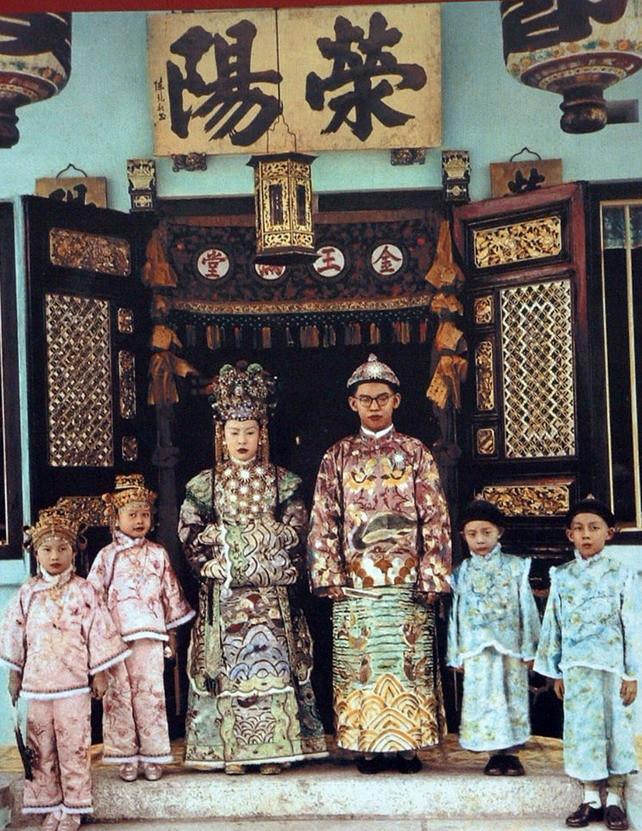 Gaun Pengantin Muslimah Terindah Di Dunia Luxury Peranakan