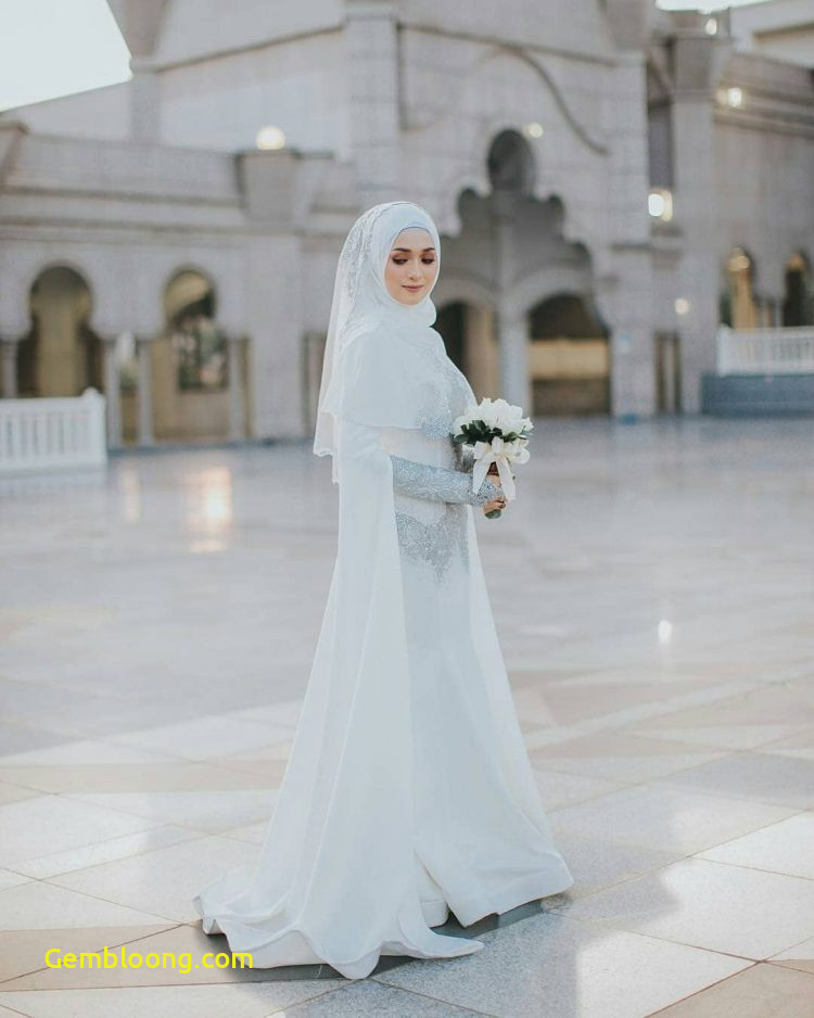 Gaun Sederhana Pengantin Berhijab Beautiful Syarat Gaun Pengantin Muslimah Yang Syar I Seruni